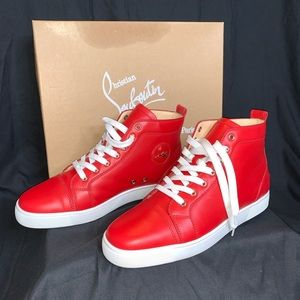 LIKE NEW AUTHENTIC LOUBOUTIN SNEAKERS